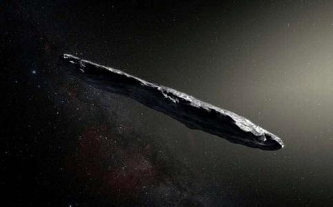 Oumuamua'nın Uzaylılarla Alakası Olabilir