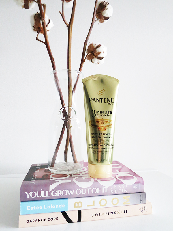 Pantene Pro-V 3 Minute Miracle Moisture Renewal Deep Conditioner