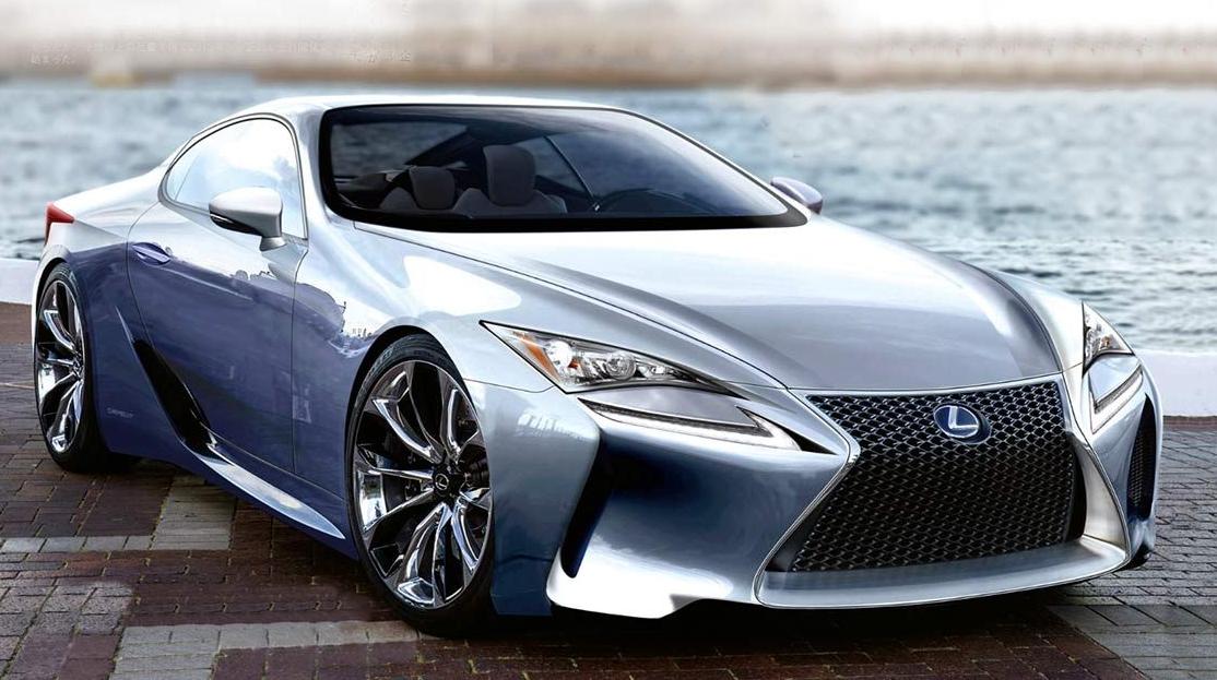 2018 Lexus SC New Design