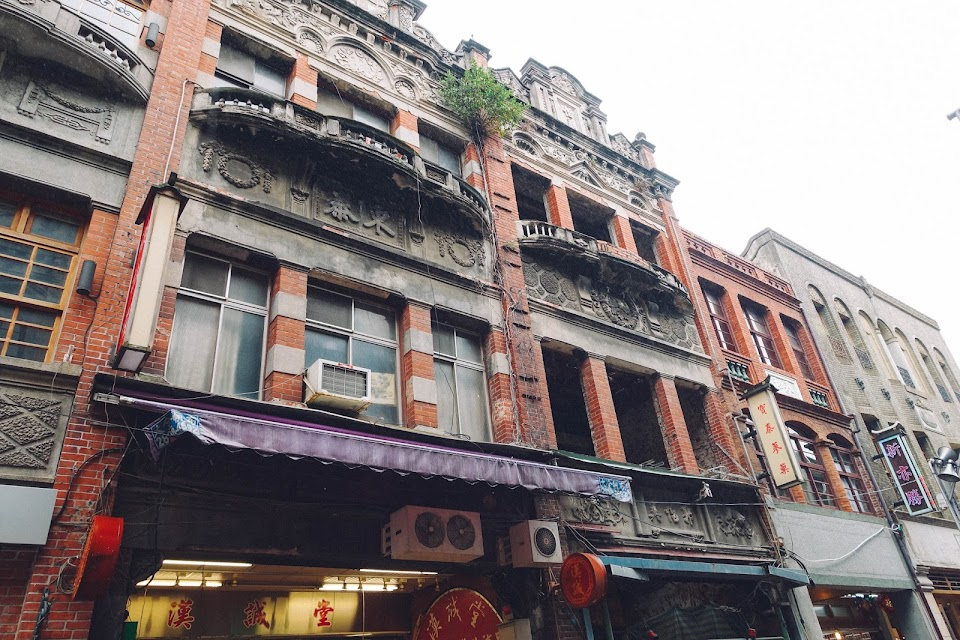 迪化街(Dihua Street)