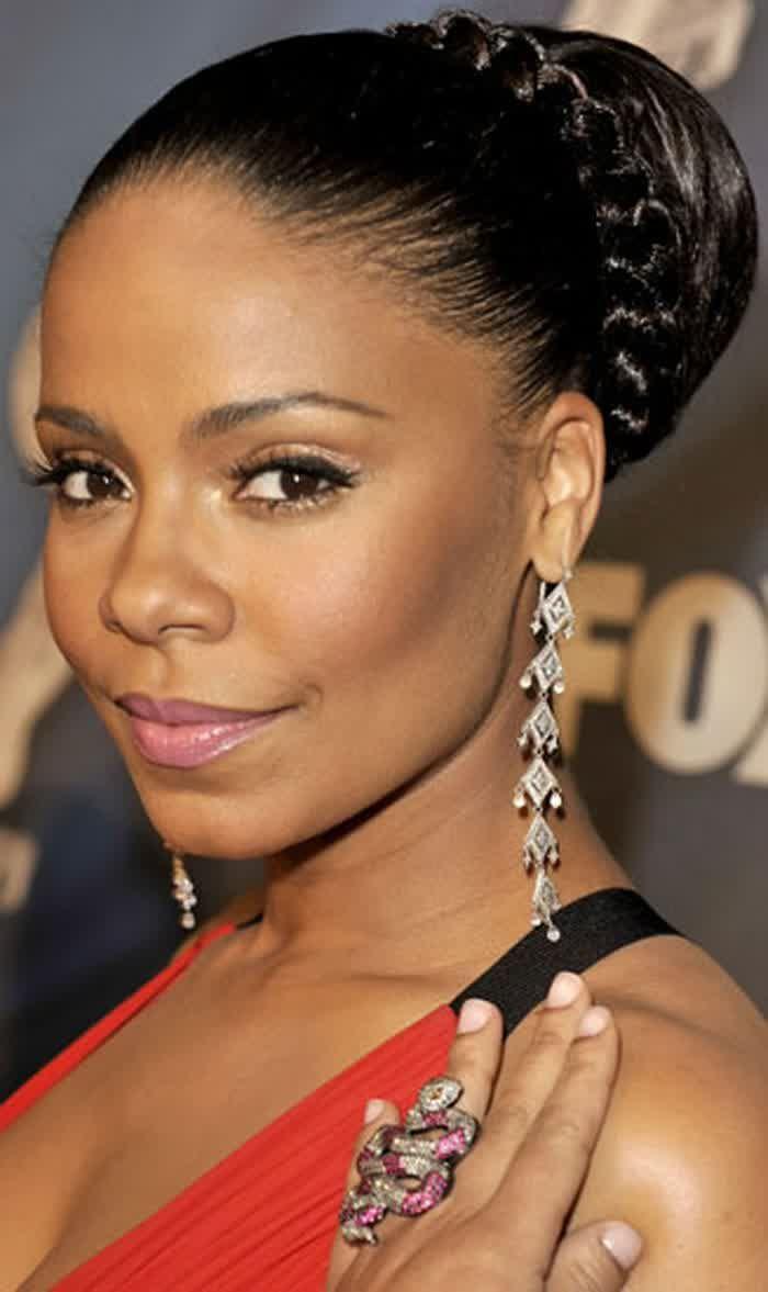 Easy Updos For Black Hair Tips For Black Ladies Kizifashion