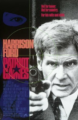 Sinopsis film Patriot Games (1992)