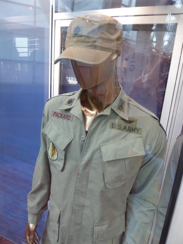 Kong Skull Island Preston Packard US army costume