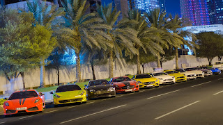 Qatar Elite Team Supercar Collection