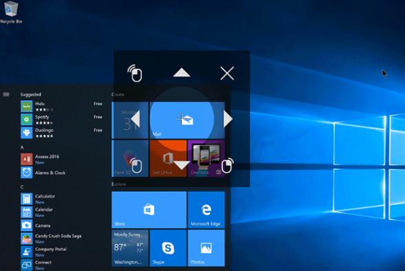 Eye Control Windows 10_1