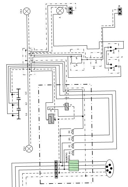praktek instalasi penerangan pabrik