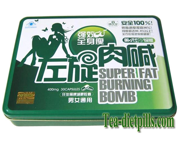 Super Fat Burning Bomb G4 Weight Loss Diet Pill Simple Life