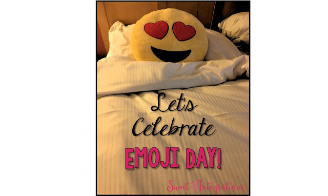 It's World Emoji Day! I've shared different activities to celebrate the Day.