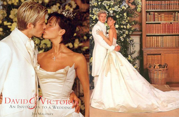 Castle Manor: Best Dressed Celebrity Brides Of All Time