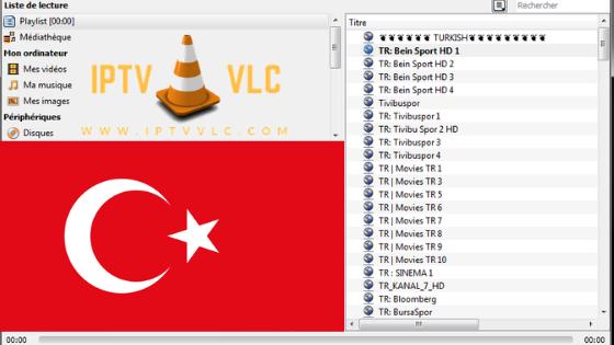 Iptv Vlc M3u Turkey