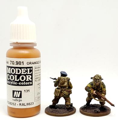 British Airborne Painting Guide