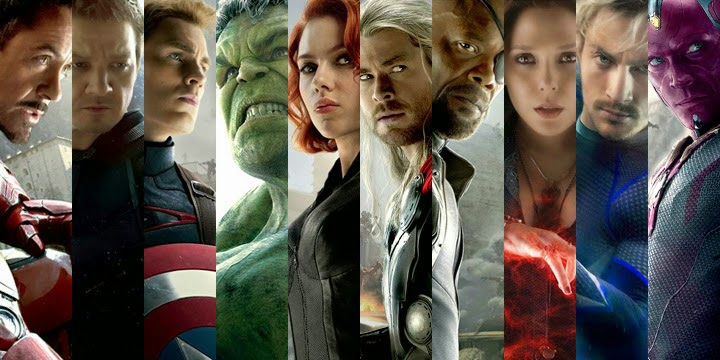 Apologise, but avengers age of ultron characters this