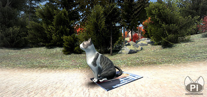Open-World Game Lets Players Solve Mysteries As A Gang Of Cats