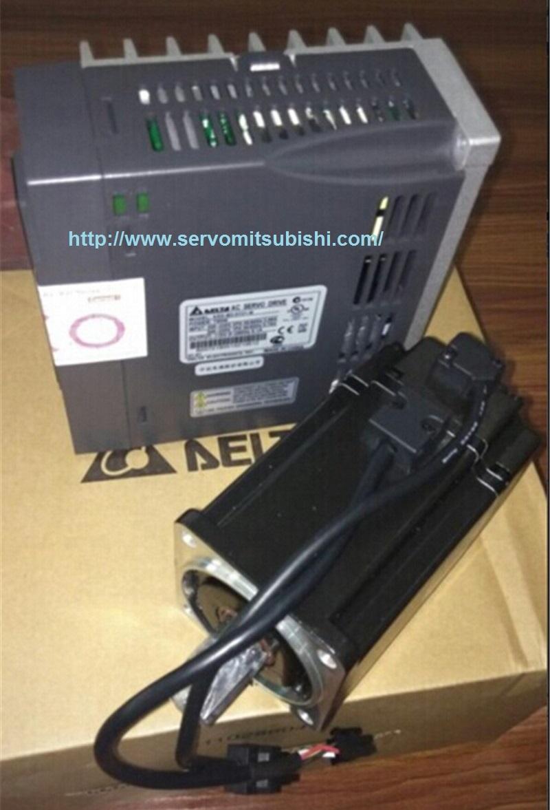 Tổng đại lý bán phân phối bộ điều khiển AC Servo, Động cơ Motor Servo hãng Delta 0.4kW : ASDA-B2-0421-B , ECMA-C20602GS - ECMA-C20602RS - ECMA-C20602SS