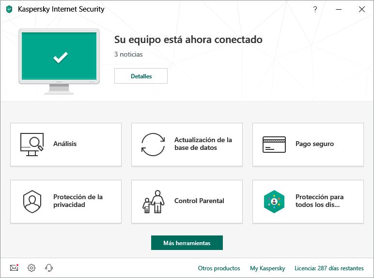 Kaspersky Internet Security 2019 Full Español Final