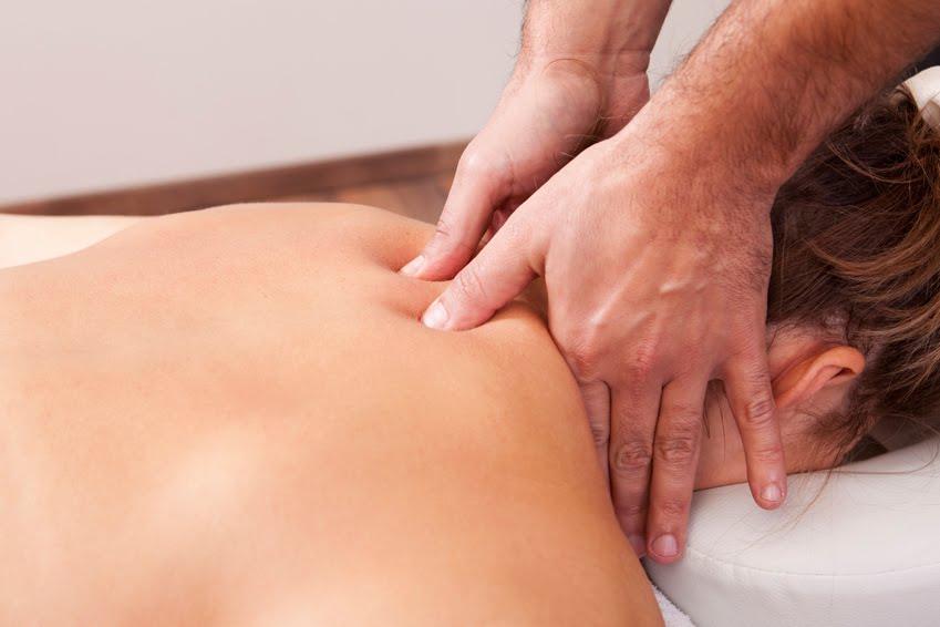 Shiatsu pode beneficiar as pessoas com dores nas costas