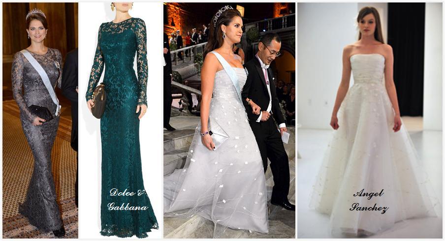 The Royal Order Of Sartorial Splendor Flashback Friday Madeleine S Recent Gowns