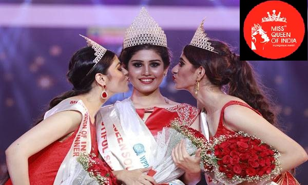 Winners of Miss Queen of India 2018