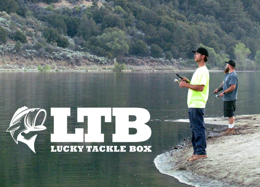 Reviews chews how tos lucky tackle box xl bass review for Free fishing tackle giveaway