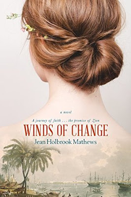 Heidi Reads... Winds of Change by Jean Holbrook Mathews
