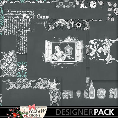 Digital Scrapbooking Papers