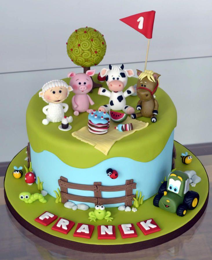 Awe Inspiring Heydanixo Animal Cakes Personalised Birthday Cards Paralily Jamesorg