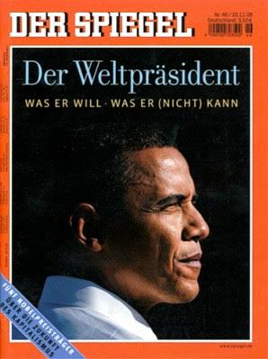 Der Weltpraesident Obama