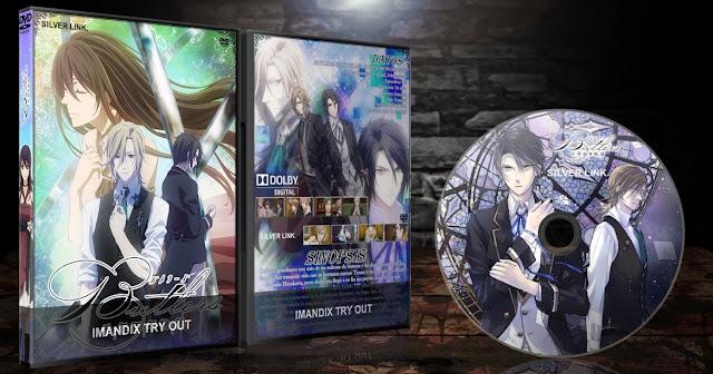 Butlers: Chitose Momotose Monogatari | Cover DVD |