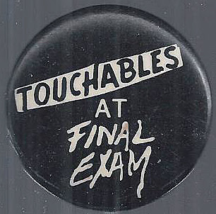 The Final Exam button
