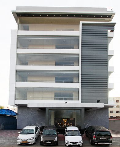 Vihas Hotel Tirupati is a beautiful property to reside at this holy place.