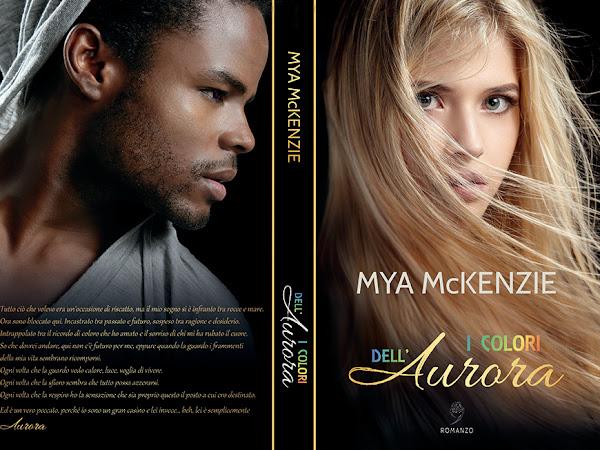 Il colori dell'Aurora di Mya Mckenzie   Presentazione