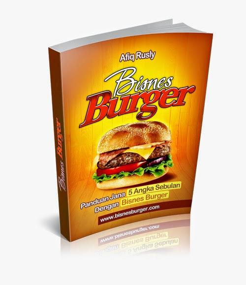 cara dan panduan buat bisnes burger berkesan