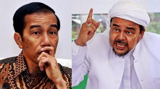 Langgar HAM Habib Rizieq, Jokowi bisa Dilaporkan ke Amnesty Internasional