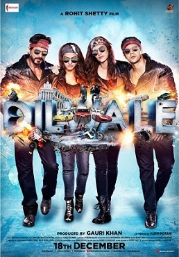 Dilwale Full Movie Download (2015) Blue Ray HD 720p