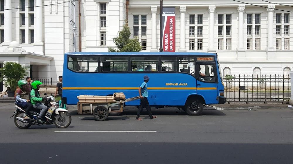 Pengangkutan kota