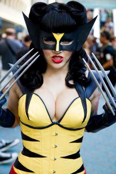 cosplay Avengers