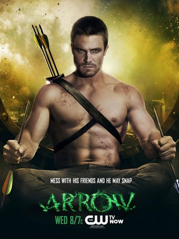 Arrow – Saison 1 [Complete] [Streaming] [Telecharger]