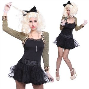 Desperately Seeking Susan Fancy Dress Costume Adults