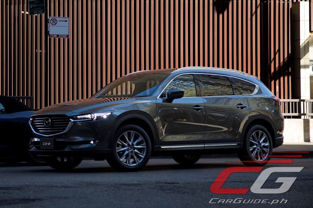 Mazda Is Bringing In 7 Seater Cx 8 For Asean Markets Afterall W 15 Photos Philippine Car