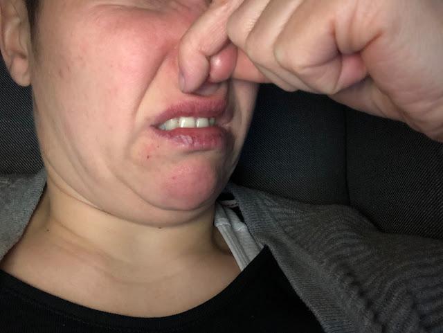 raskausoireet pahat hajut nenä
