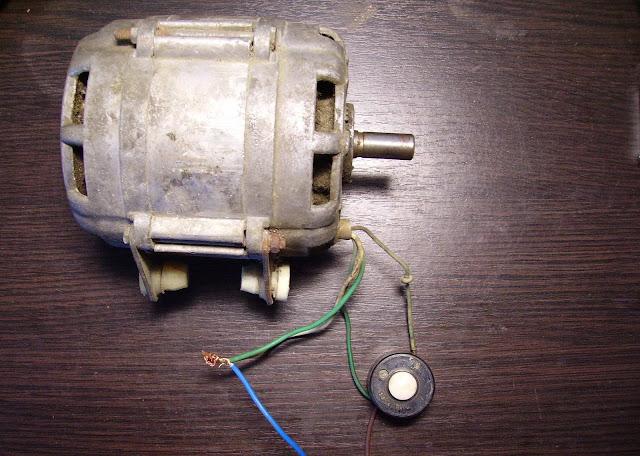кнопка пусковой обмотки электродвигателя стиральной машины