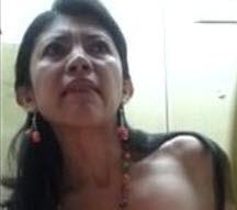 Señora Mexicana le Encanta por el Culo