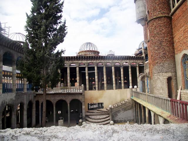 Patio Catedral de Justo
