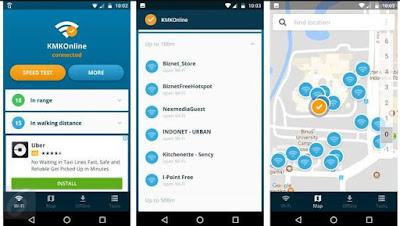 Aplikasi Avast Wifi Finder Cara Mendapatkan Wifi Gratis Dimana Saja Lokasi Terdekat Kantor Mall Hotel