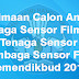 Pendaftaran Calon Anggota Lembaga Sensor Film dan Tenaga Sensor 2019