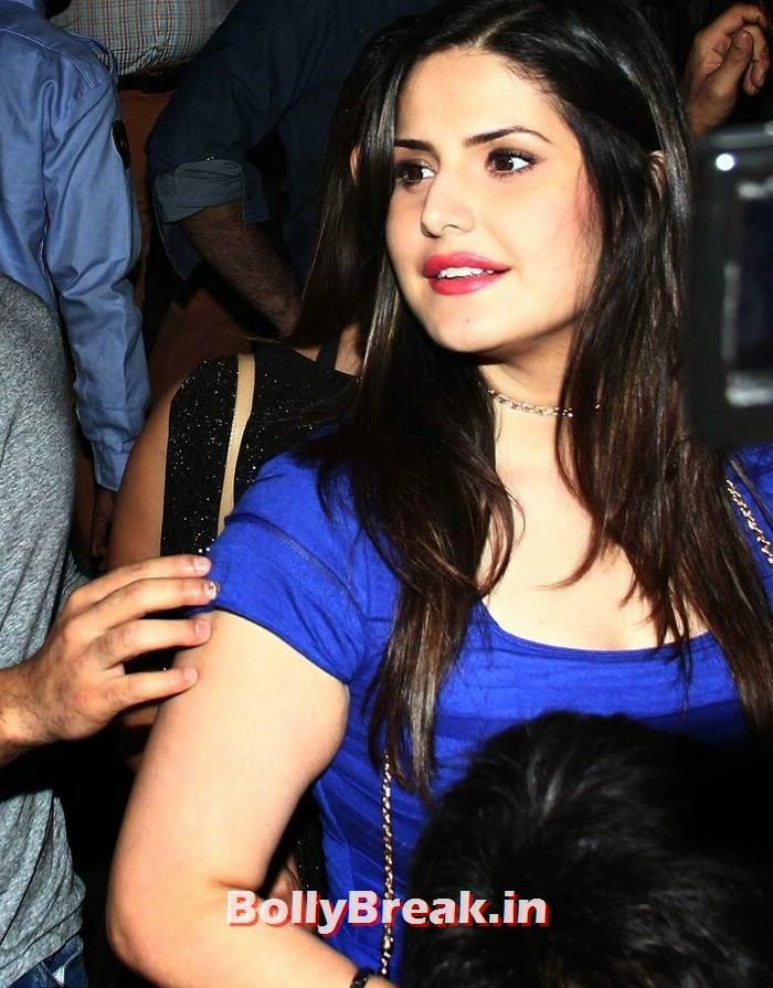 Zarine Khan, Bollywood Celebs Photos from Nido