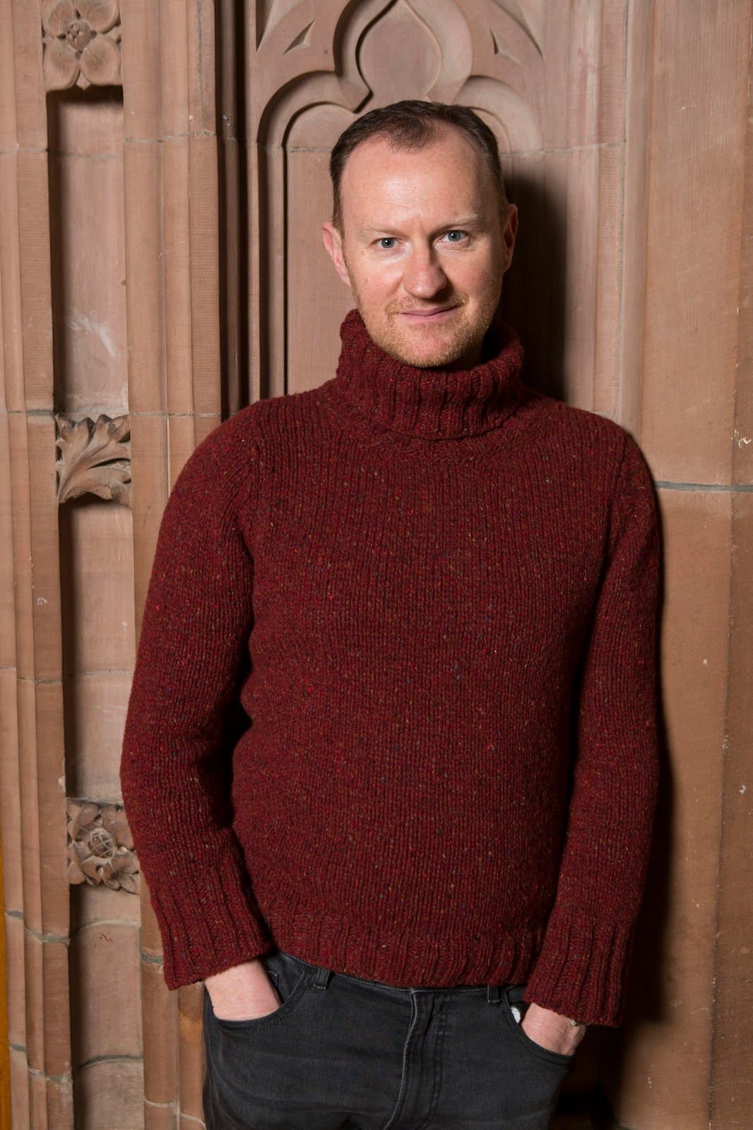 Blogtor Who: Mark Gatiss On Who Do You Think You Are?