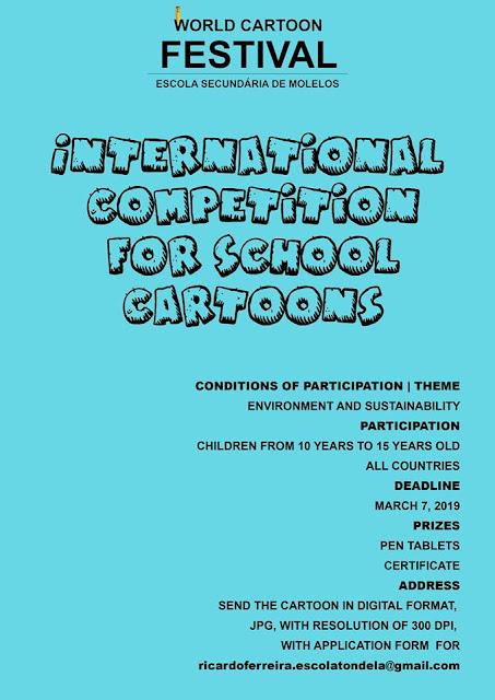 International Competition for School Cartoons