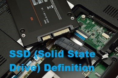 SSD (Solid State Drive) Definition