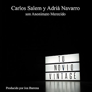 Adrià Navarro - Tu novio vintage